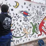 Pintura y replanteo