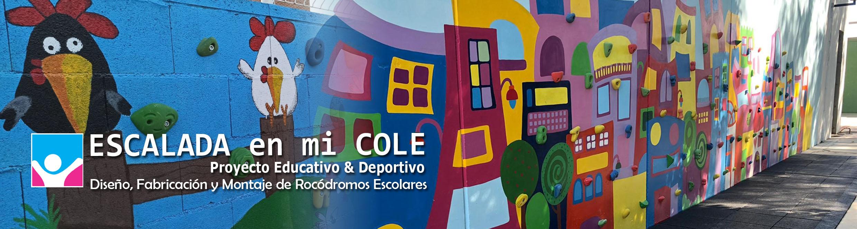 Escalada en mi Cole